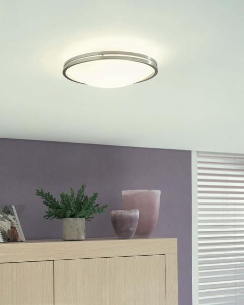 massive deckenleuchte maggy 321011710 wohnraumleuchten deckenlampen glas rund. Black Bedroom Furniture Sets. Home Design Ideas