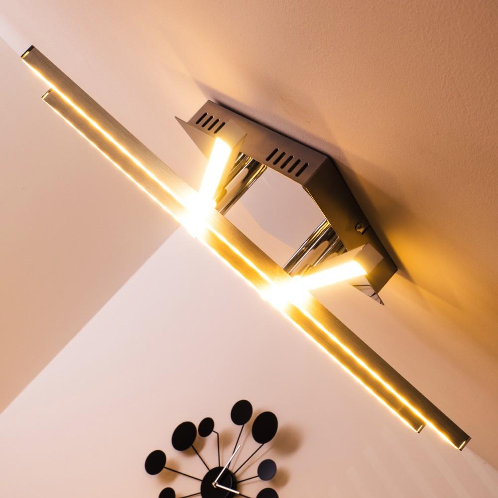 deckenleuchte design led wohn zimmer leuchten k chen. Black Bedroom Furniture Sets. Home Design Ideas