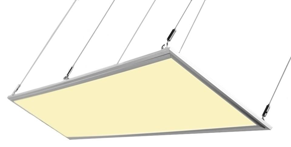 Plafoniere Led Per Garage : Sospensione led lampada garage ufficio studio alluminio luce
