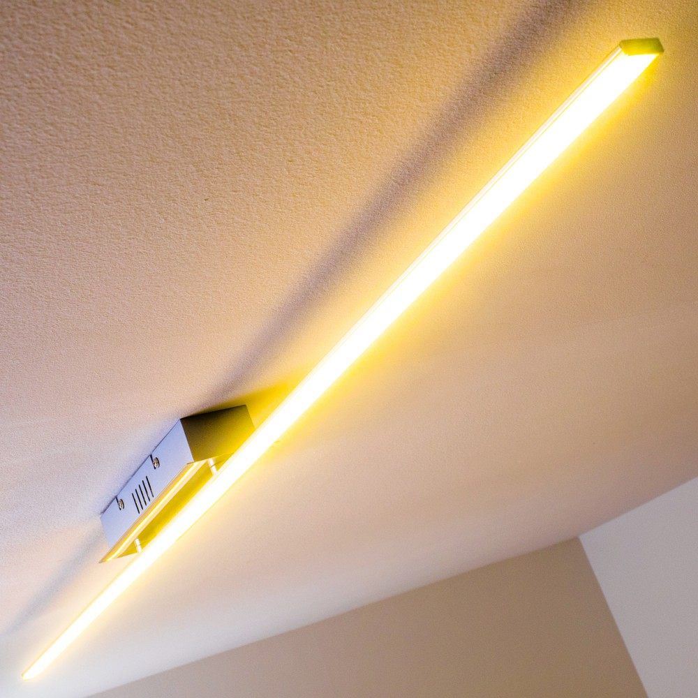 design deckenlampe led deckenleuchte deckenstrahler flurleuchte deckenlampen ebay. Black Bedroom Furniture Sets. Home Design Ideas