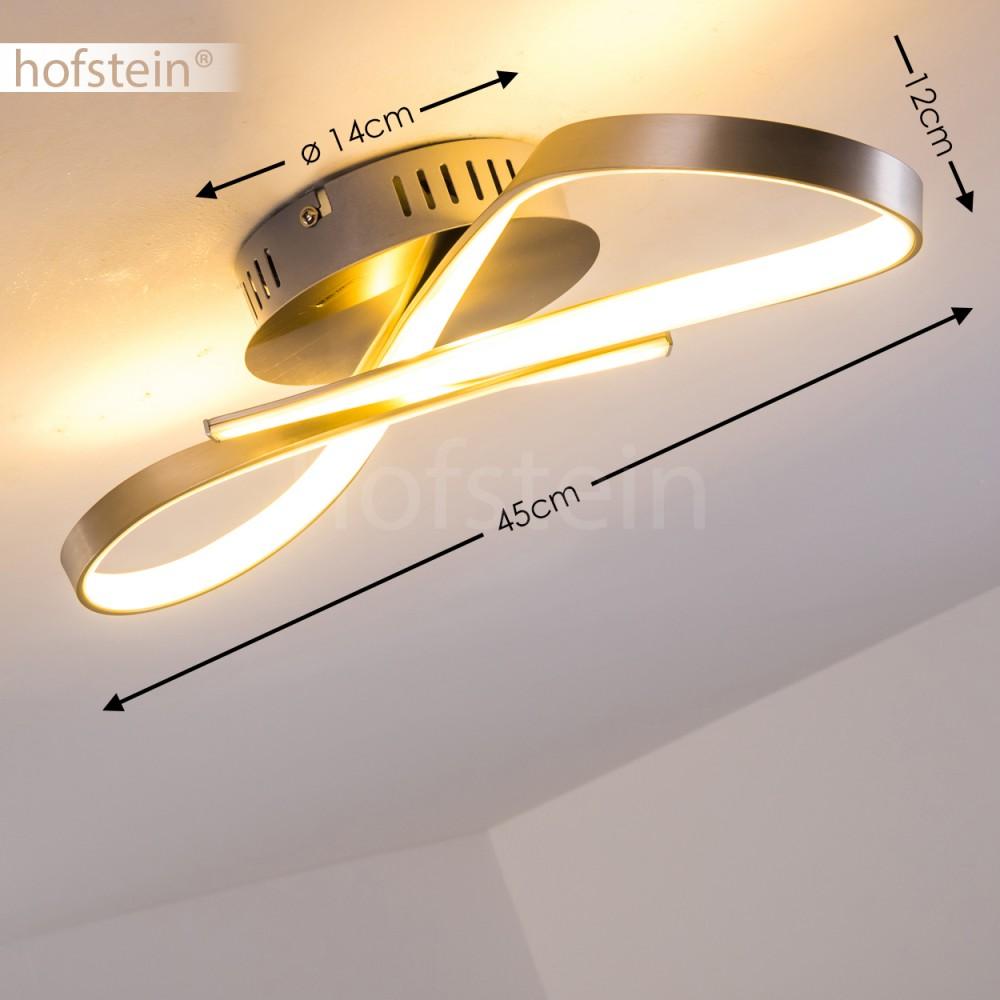 led design schlaf flur k chen wohn zimmer leuchten lampen deckenleuchte 15 watt ebay. Black Bedroom Furniture Sets. Home Design Ideas