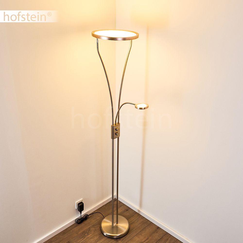 lampadaire vasque led variateur liseuse lampe de bureau lampe de s jour 176818 ebay. Black Bedroom Furniture Sets. Home Design Ideas