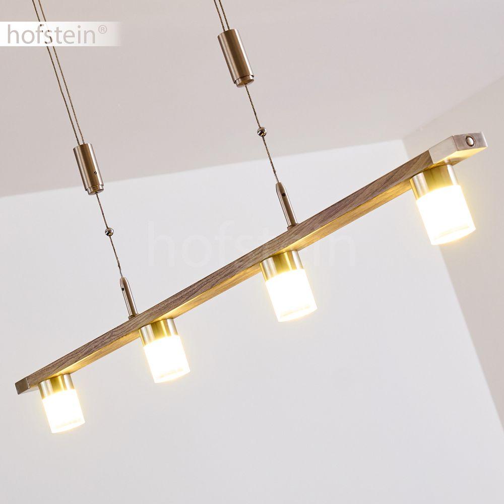 dimmbare led h nge pendel lampe ess tisch wohn zimmer. Black Bedroom Furniture Sets. Home Design Ideas