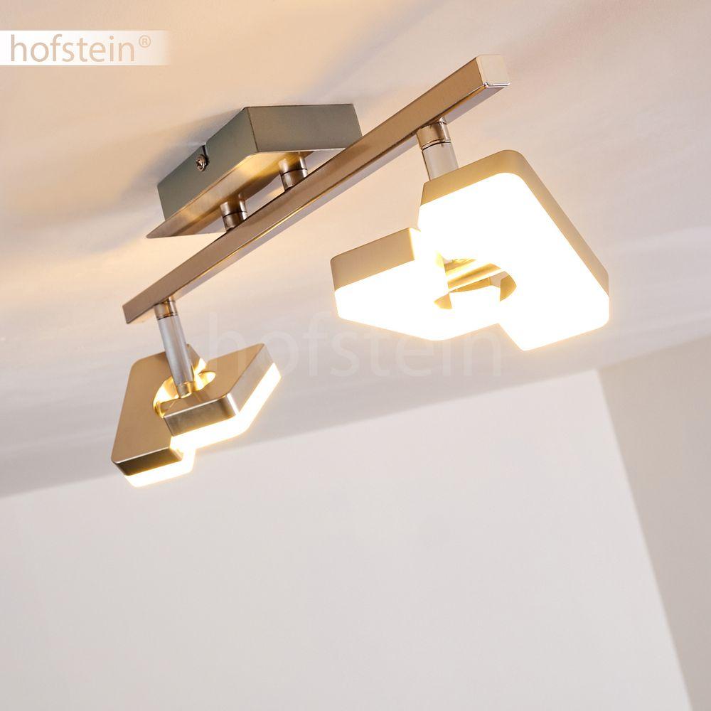 Bade Zimmer Leuchte LED Decken Lampe Flur Dielen Wohn Schlaf Raum Strahler IP44