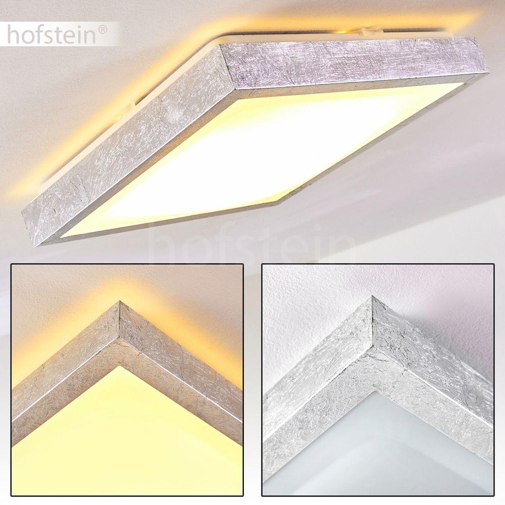 LED Lampe Gold Decken Leuchte Luxus Flur Wohn Schlaf Bade Zimmer Beleuchtung