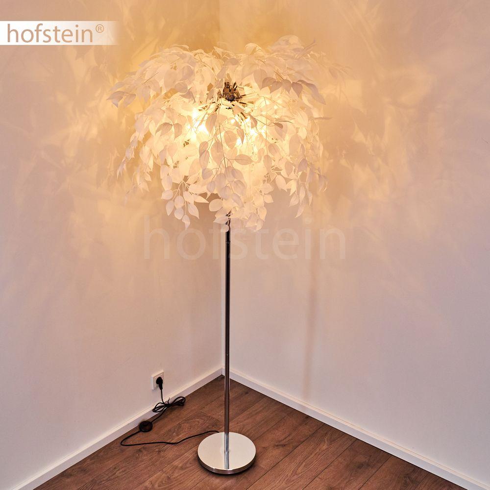 Vintage Boden Stand Steh Lese Lampen graue Loft Wohn Schlaf Zimmer Beleuchtung