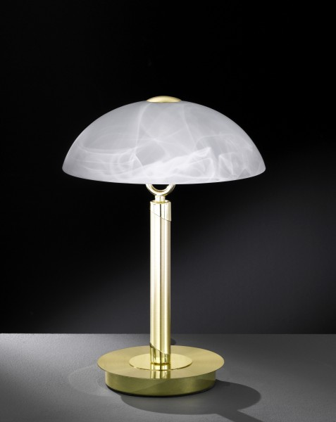 tischleuchte 2 flg wofi bristol wohnraumleuchten tischlampen modern. Black Bedroom Furniture Sets. Home Design Ideas