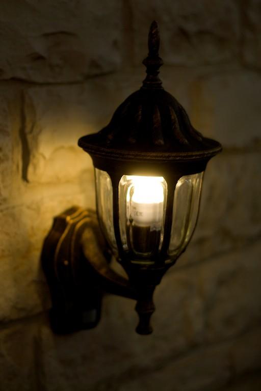 applique ext rieure lampe murale luminaire de jardin. Black Bedroom Furniture Sets. Home Design Ideas
